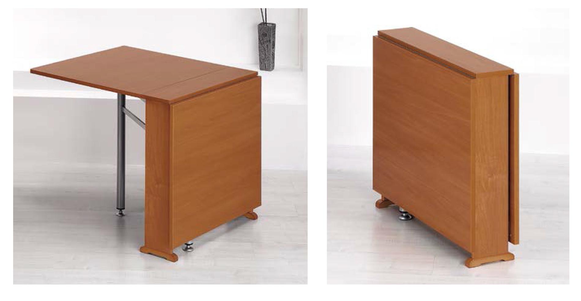 Mesa cocina alas madera