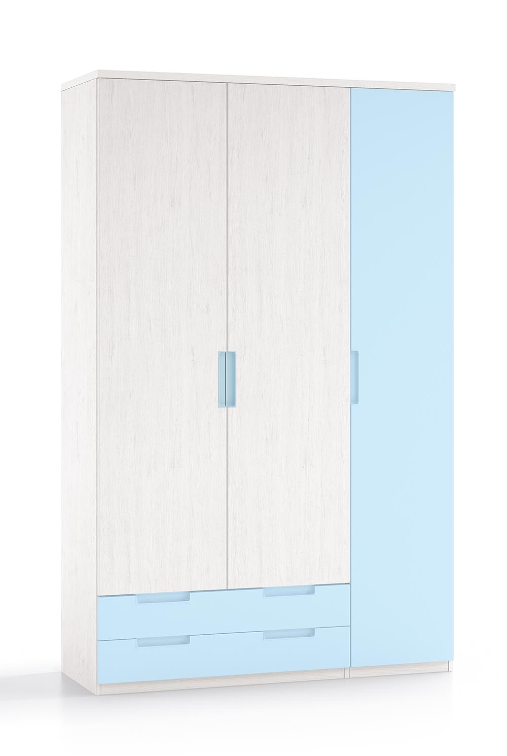 Armario 3 puertas y 2 cajones - Puertas y armarios ...