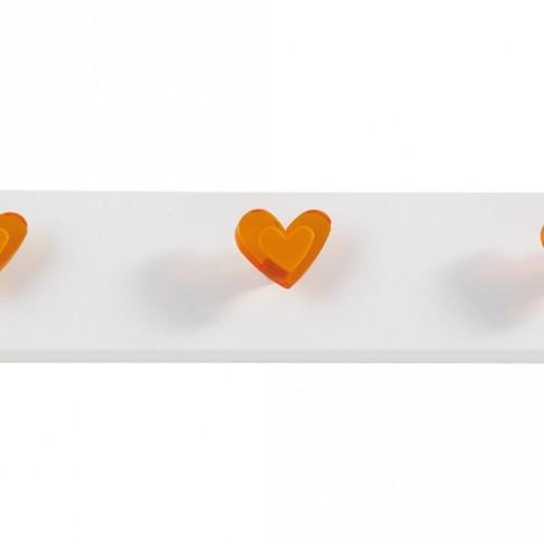 percha corazones 100