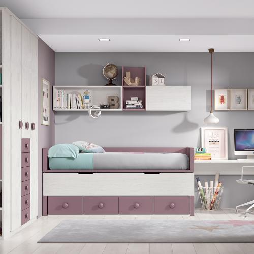 dormitorio juvenil F004