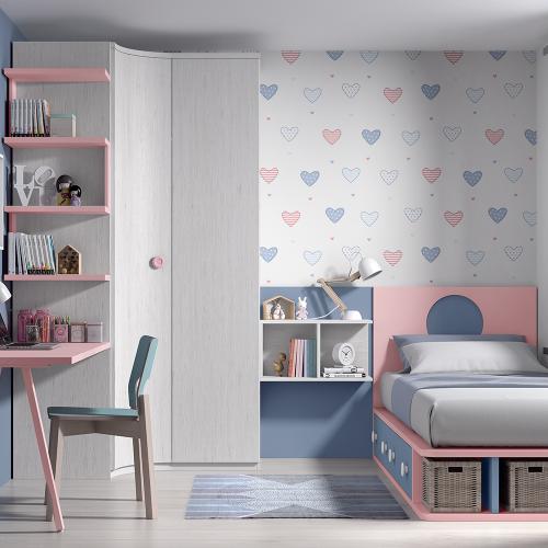 dormitorio juvenil F506
