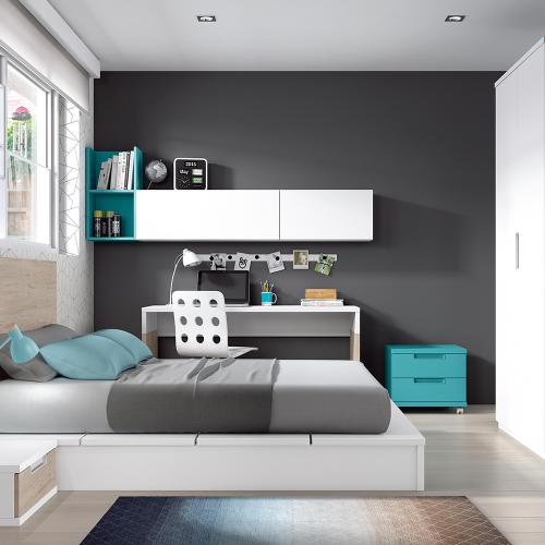 dormitorio juvenil F515
