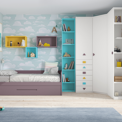 dormitorio juvenil F103