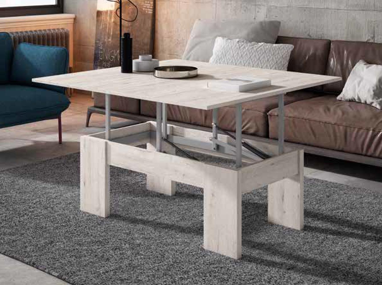 Mesa de centro convertible en mesa de comedor 149